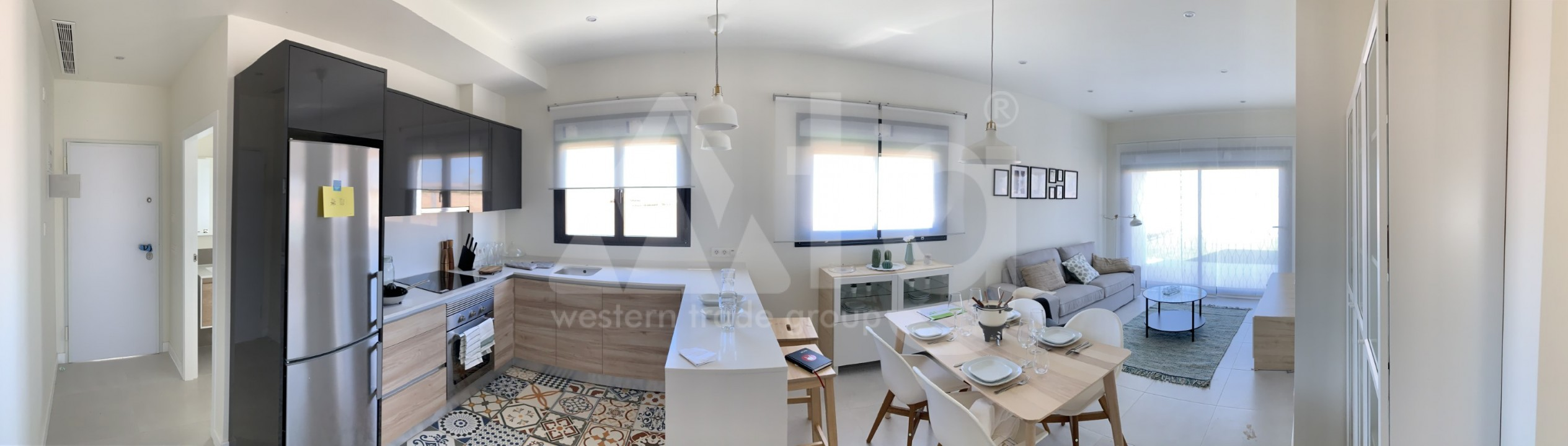 2 bedroom Apartment in Torrevieja  - AG4101 - 13
