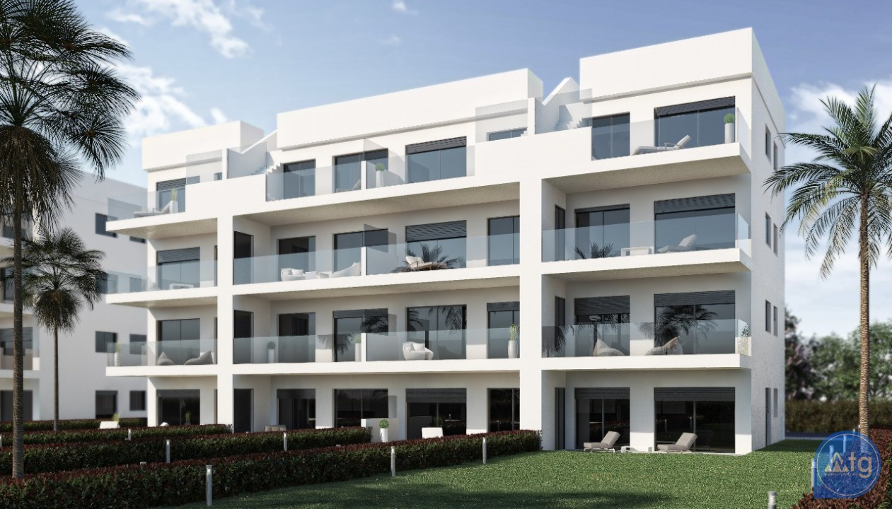 2 bedroom Apartment in Torrevieja  - AG4101 - 2