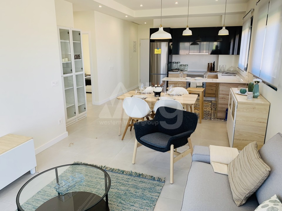 2 bedroom Apartment in Torrevieja  - AG4101 - 3