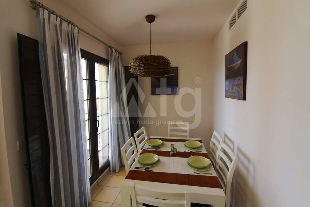 3 bedroom Apartment in Torrevieja  - ARCR0270 - 19