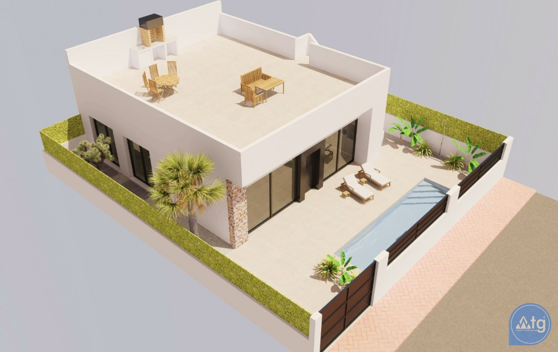 2 bedroom Apartment in Torrevieja - AG2929 - 4