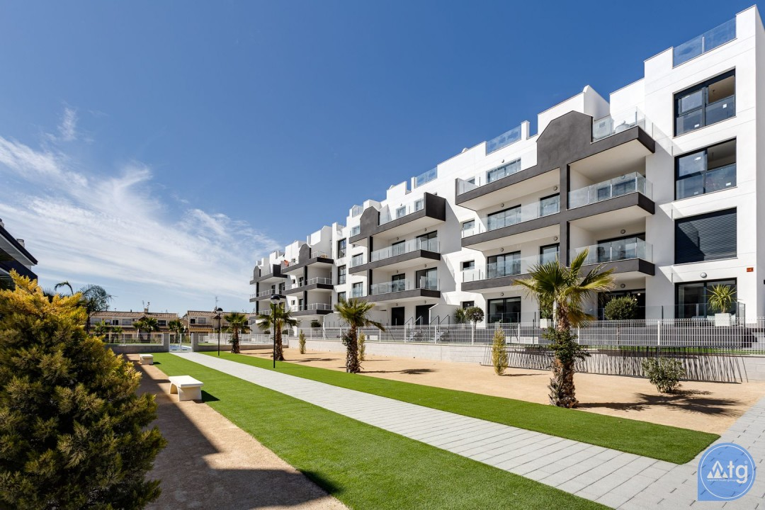 2 bedroom Apartment in Torrevieja  - AG6161 - 1