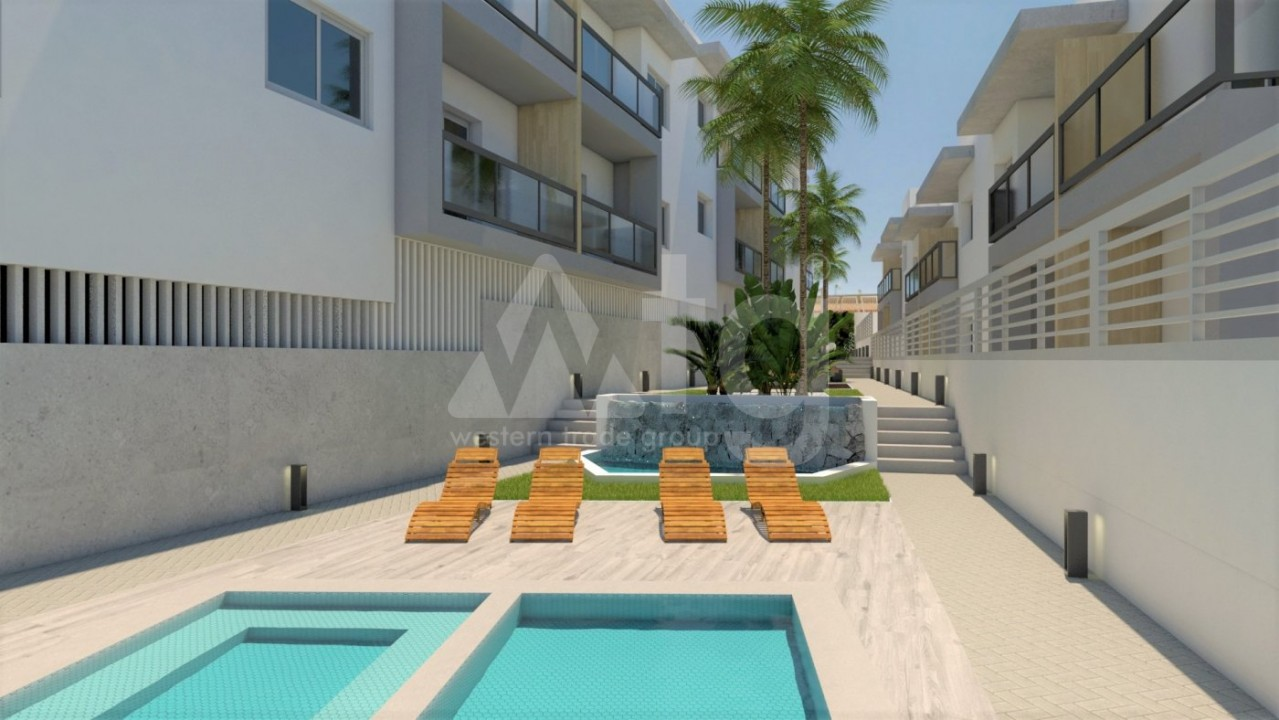 2 bedroom Apartment in Torrevieja  - MS115088 - 12