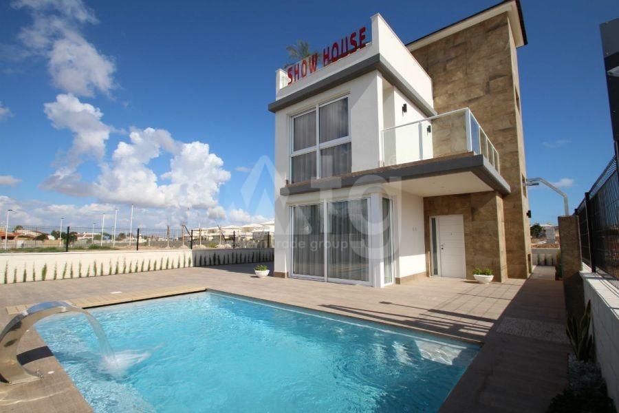 3 bedroom Penthouse in Villajoyosa - QUA8624 - 1