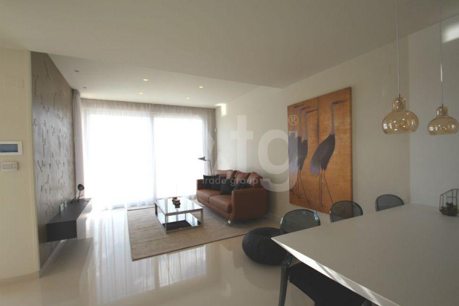 3 bedroom Penthouse in Villajoyosa - QUA8624 - 12