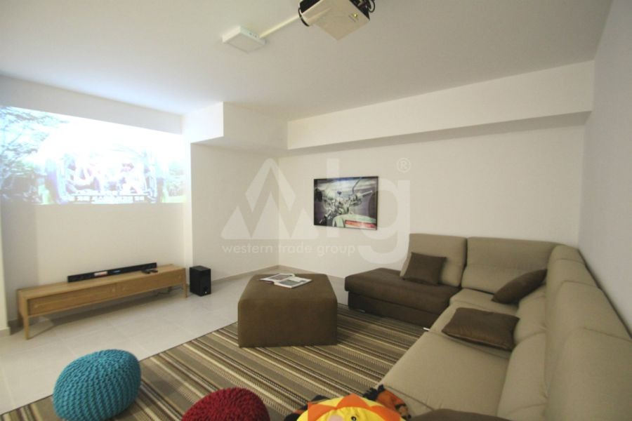 3 bedroom Penthouse in Villajoyosa - QUA8624 - 15