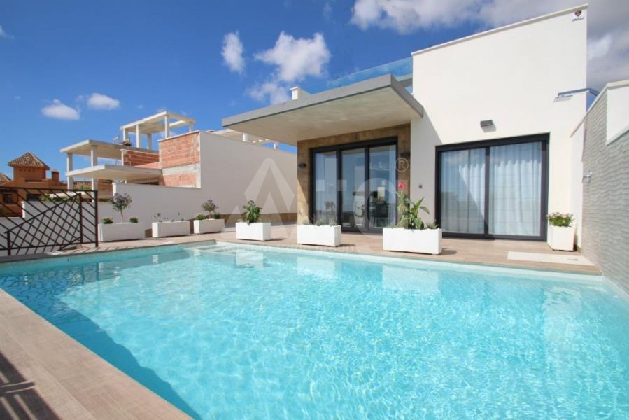 3 bedroom Penthouse in Villajoyosa - QUA8624 - 25