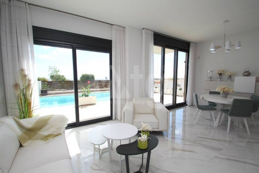 3 bedroom Penthouse in Villajoyosa - QUA8624 - 27