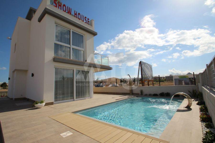3 bedroom Penthouse in Villajoyosa - QUA8624 - 3