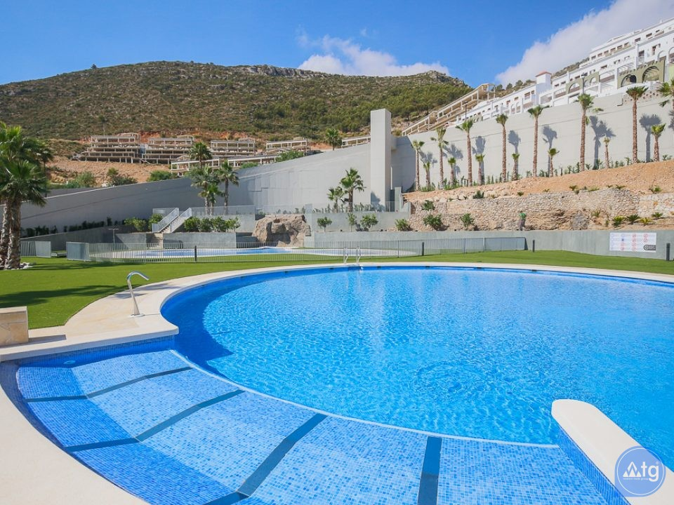 3 bedroom Apartment in Torrevieja  - AG9551 - 2