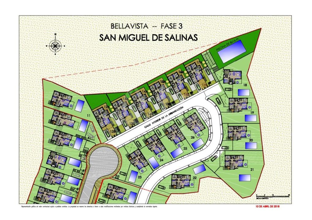 Appartement de 2 chambres à Balsicas - SH7210 - 10