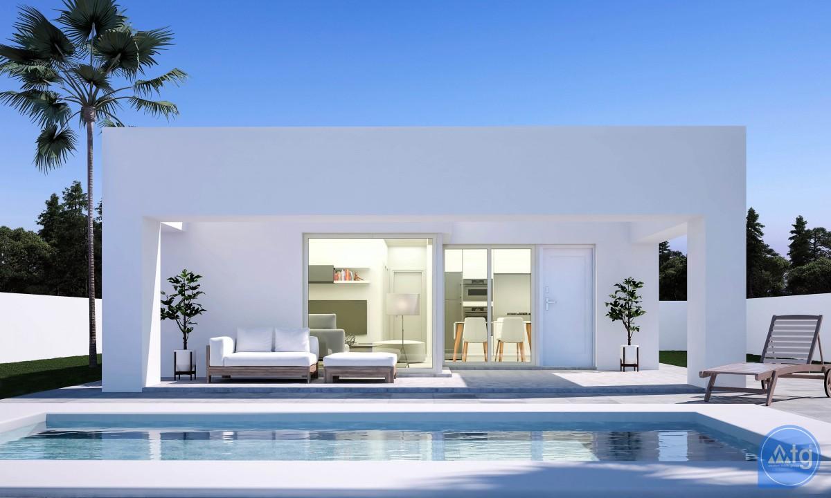 Appartement de 2 chambres à Guardamar del Segura - AGI5960 - 1