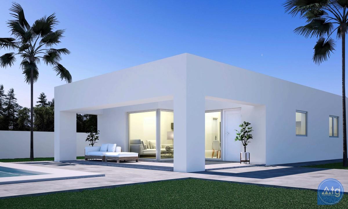 Appartement de 2 chambres à Guardamar del Segura - AGI5960 - 2