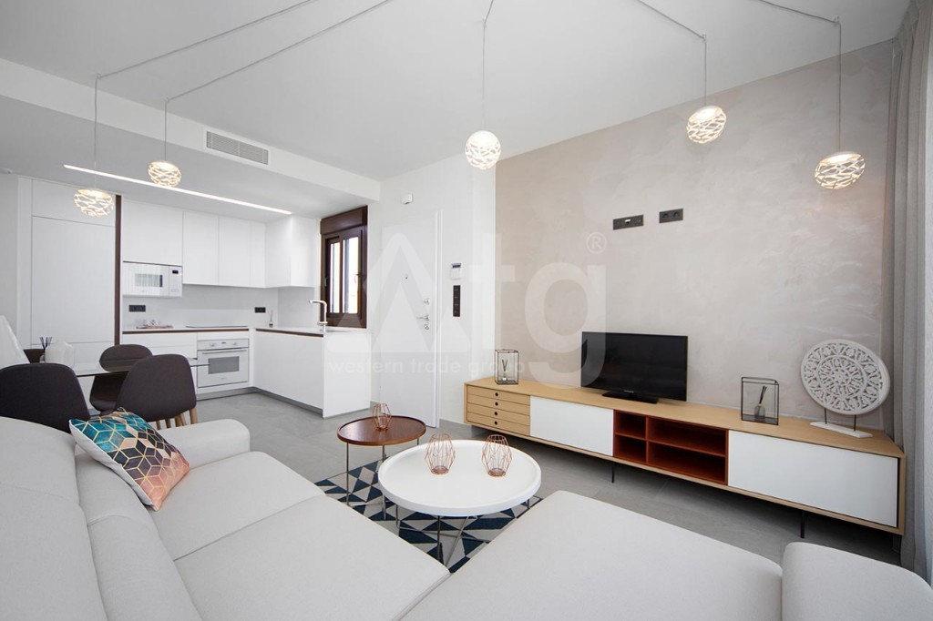 Appartement de 2 chambres à La Manga - GRI7687 - 1