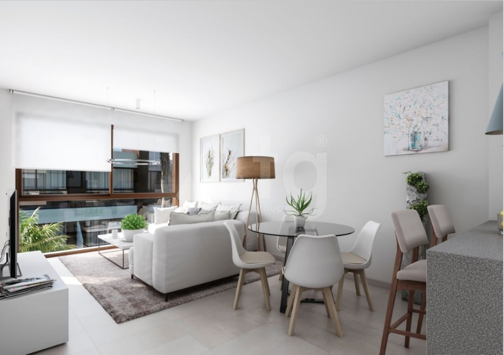 Appartement de 2 chambres à La Marina - GM6975 - 1