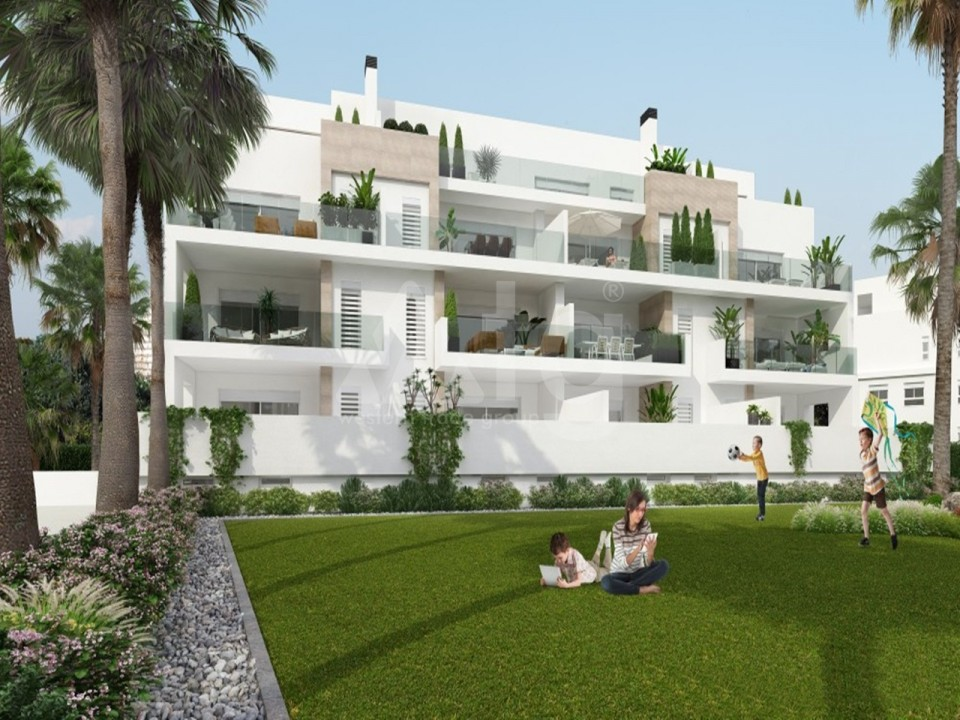 Appartement de 3 chambres à San Pedro del Pinatar - MGA7339 - 1