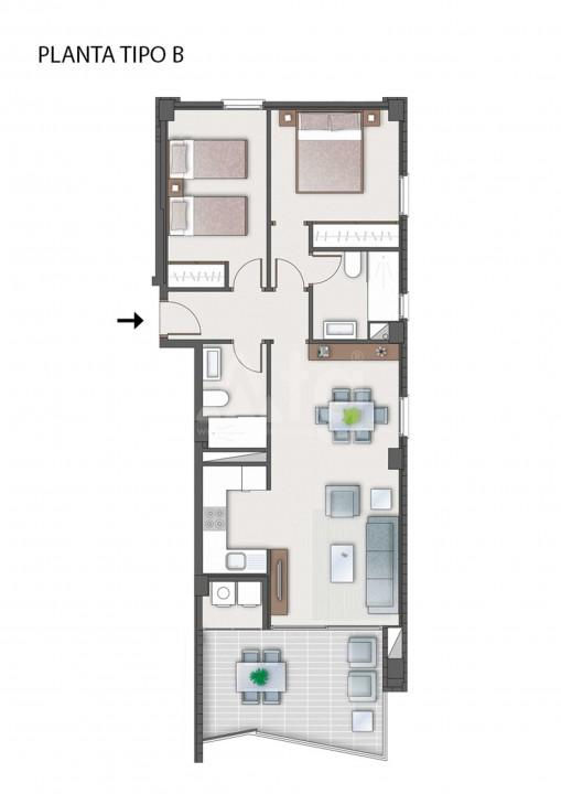 Appartement de 2 chambres à Torrevieja - VA114757 - 5