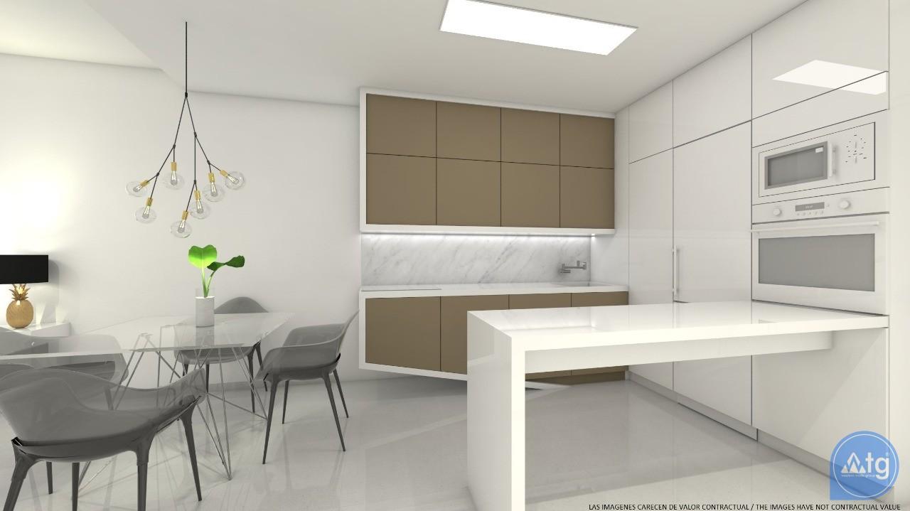 Appartement de 1 chambre à Torrevieja - AG4341 - 13