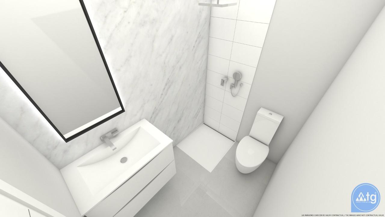 Appartement de 1 chambre à Torrevieja - AG4341 - 14