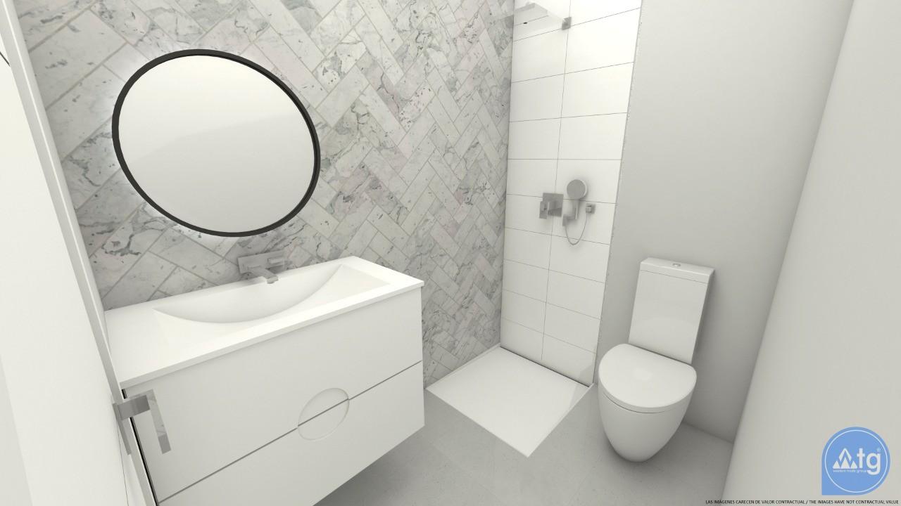 Appartement de 1 chambre à Torrevieja - AG4341 - 15