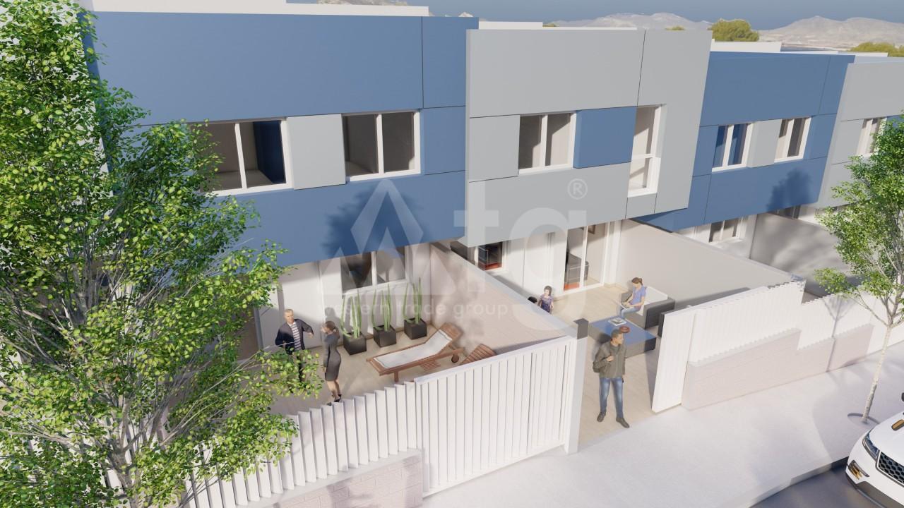 Appartement de 2 chambres à Benidorm - TM117016 - 1