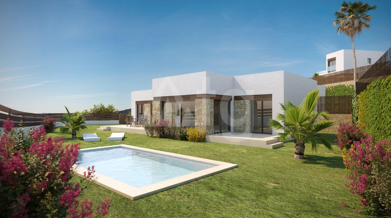 Appartement de 2 chambres à La Vila Joiosa - GE118363 - 1