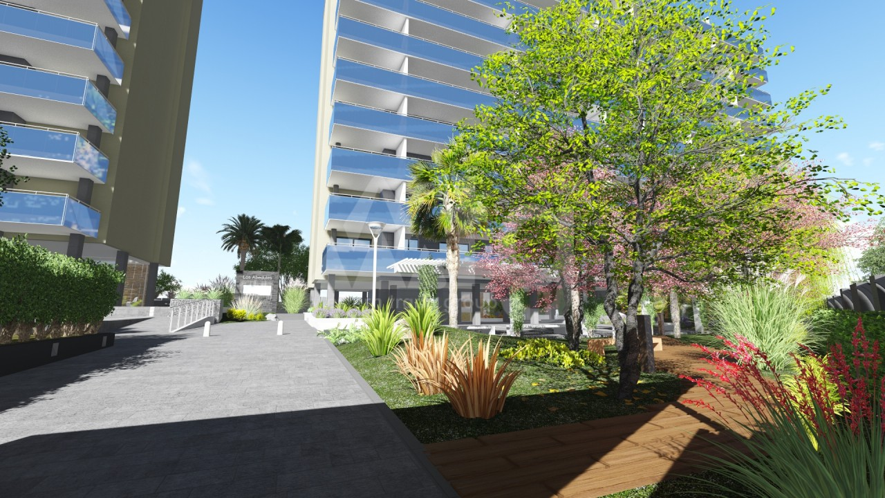 Appartement de 3 chambres à El Campello - MIS117442 - 19