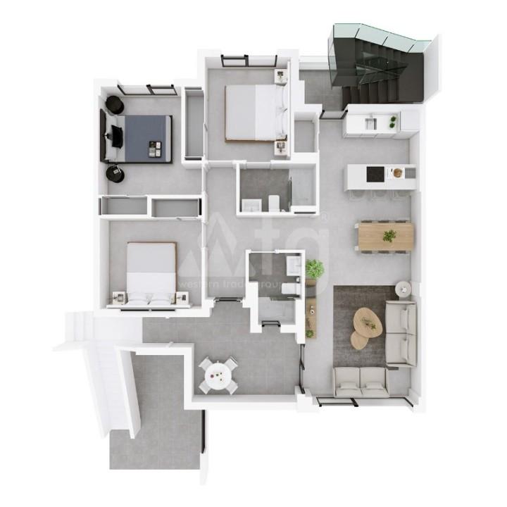 Appartement de 3 chambres à Villamartin - NS8275 - 7
