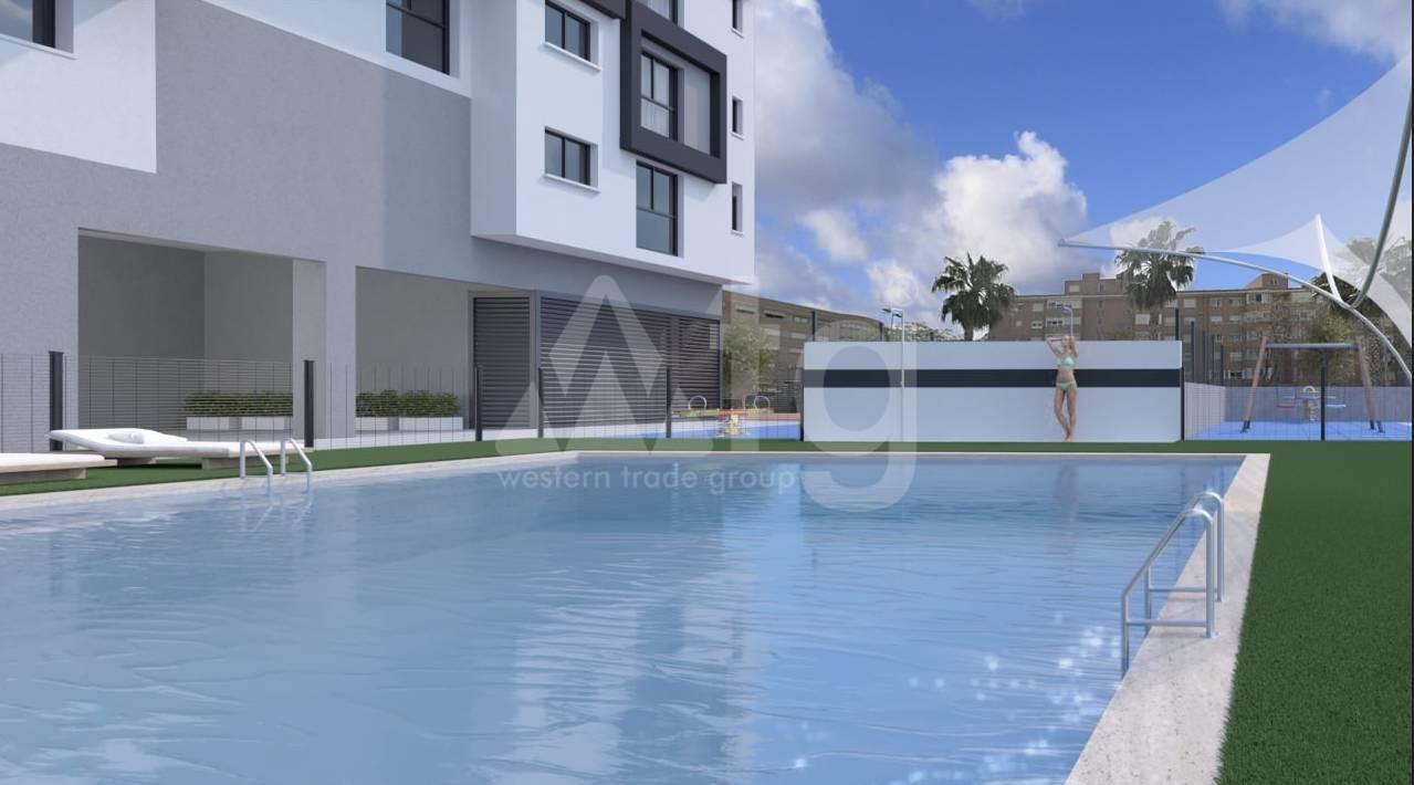 Appartement de 2 chambres à Benidorm - TM116980 - 3