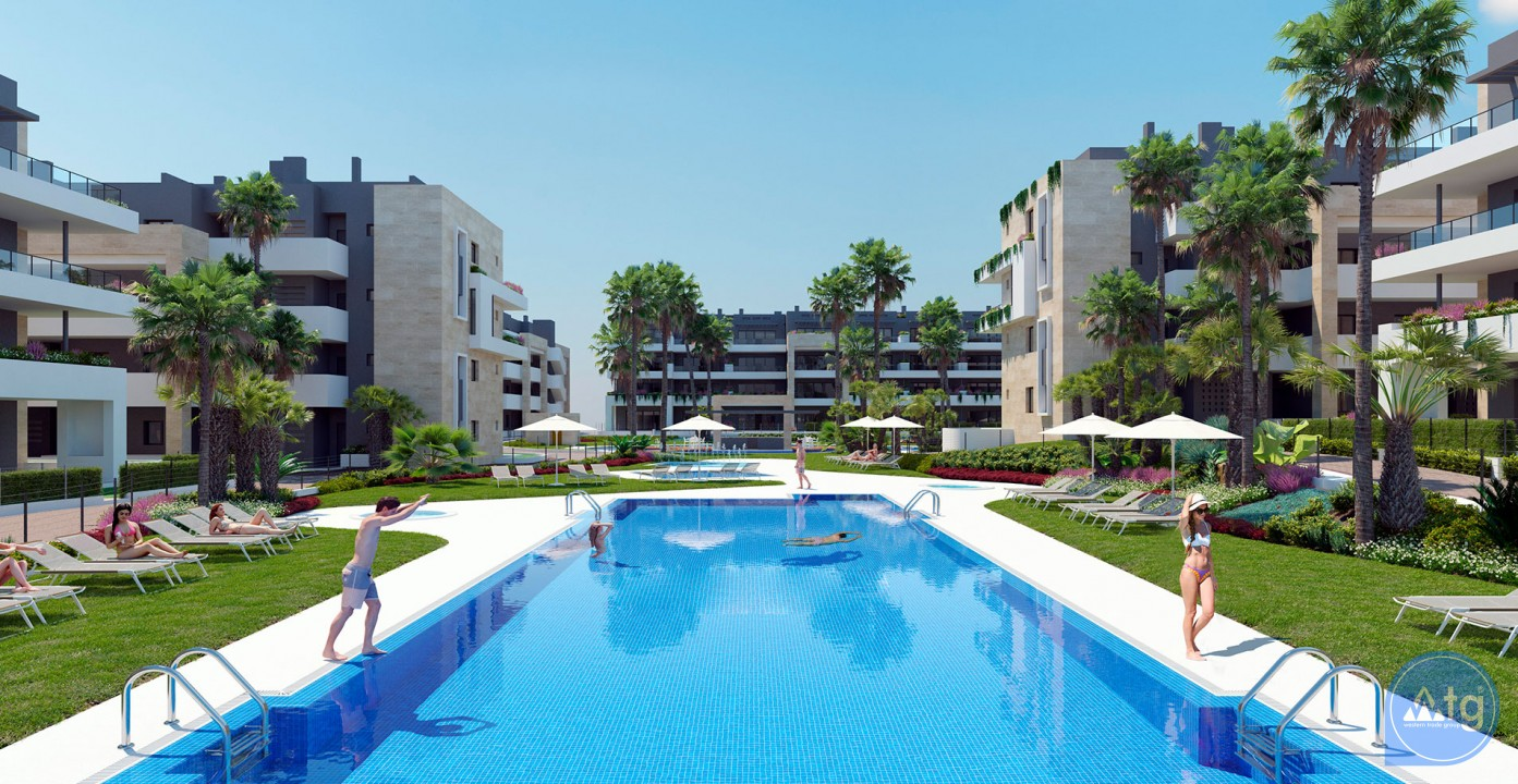 Appartement de 2 chambres à Finestrat - UBA116794 - 3