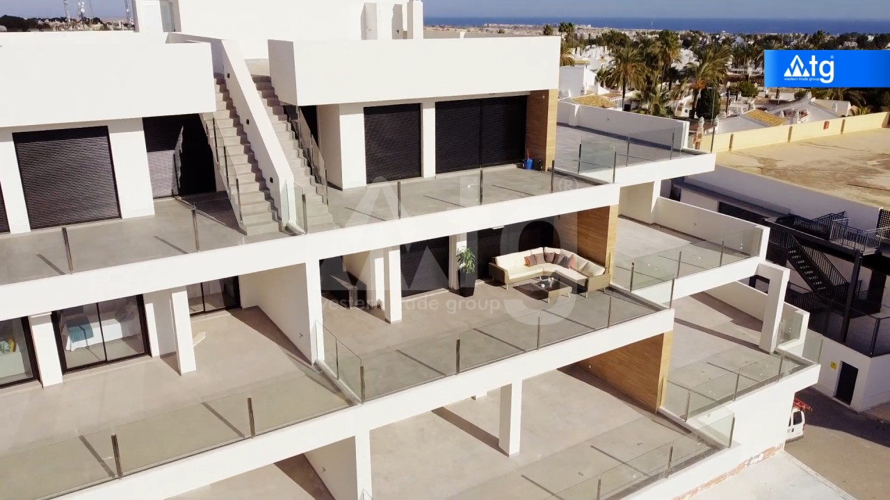 Appartement de 3 chambres à Orihuela - CEN115801 - 1