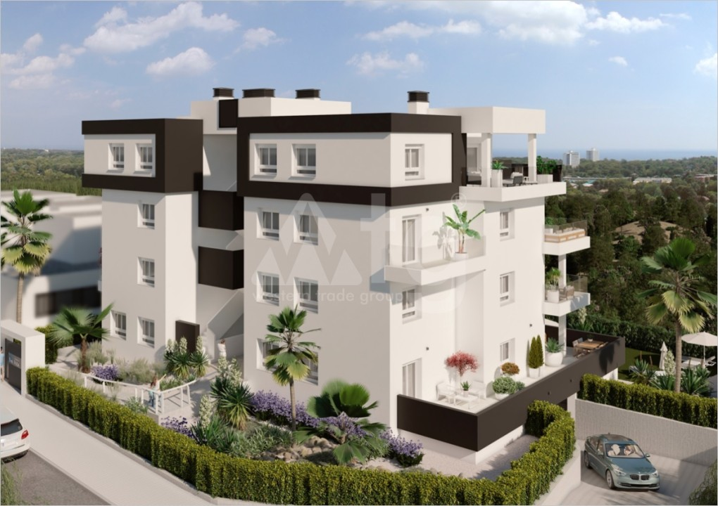 Appartement de 2 chambres à San Pedro del Pinatar - GU8311 - 1
