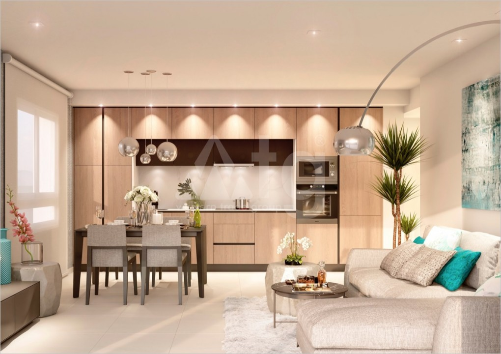 Appartement de 2 chambres à San Pedro del Pinatar - GU8311 - 2