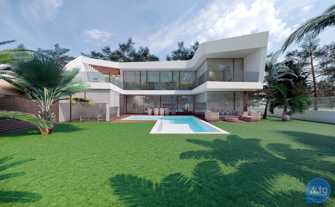 Appartement de 3 chambres à Villamartin - AG4000 - 1