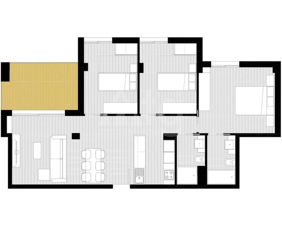 Appartement de 3 chambres à Villamartin - GB7813 - 6