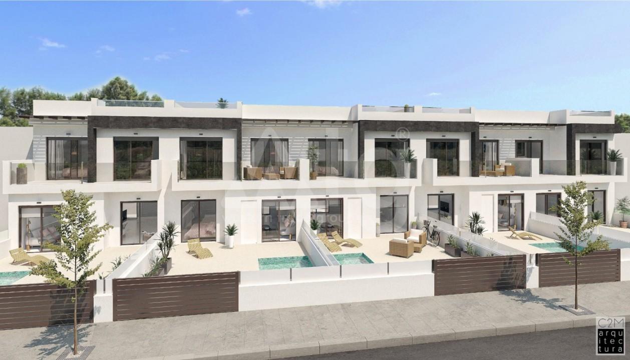 Appartement de 2 chambres à Torrevieja - MS115097 - 1