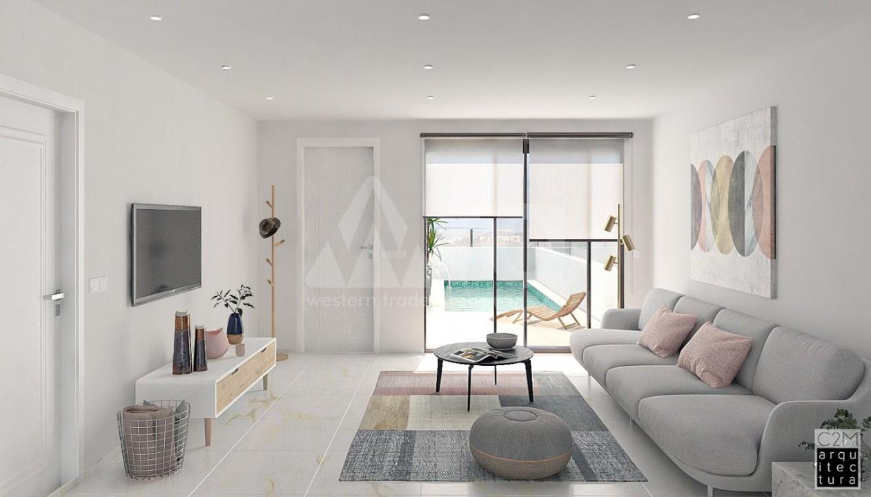 Appartement de 2 chambres à Torrevieja - MS115097 - 4
