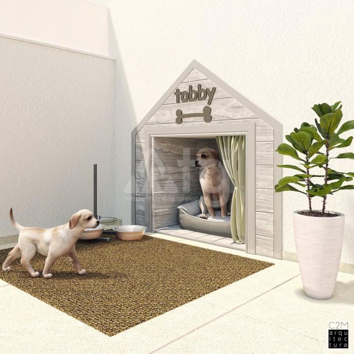 Appartement de 2 chambres à Torrevieja - MS115097 - 6