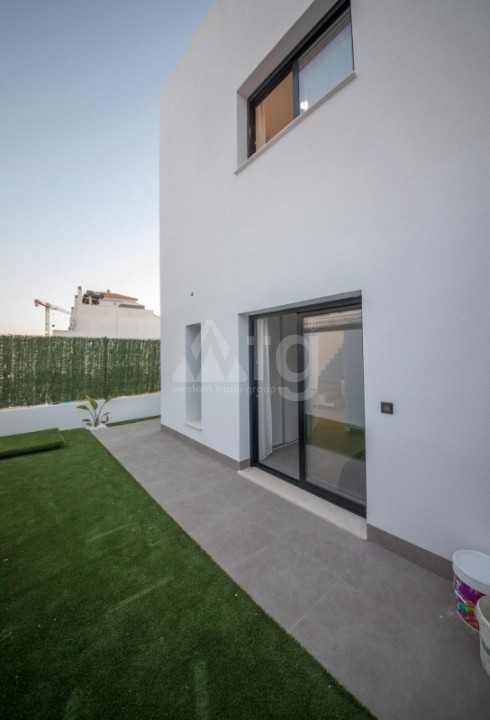 Appartement de 3 chambres à Alicante - IM8262 - 20