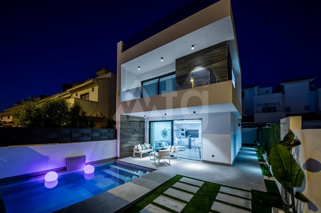 Appartement de 3 chambres à Alicante - IM8262 - 24