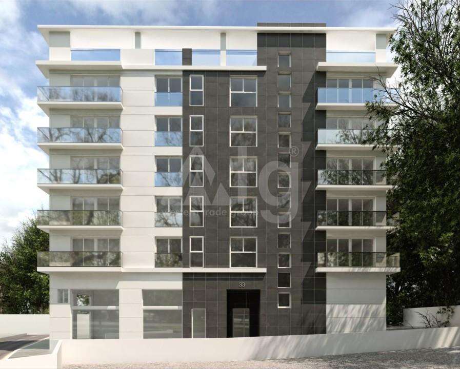 Appartement de 3 chambres à Benidorm - TM116942 - 1