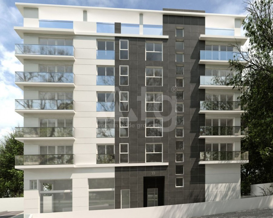 Appartement de 3 chambres à Benidorm - TM116943 - 2