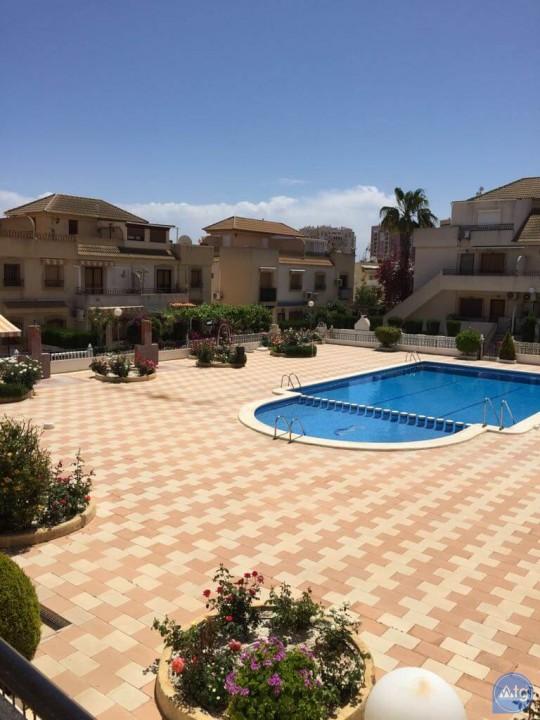 Appartement de 2 chambres à Guardamar del Segura - DI2601 - 1