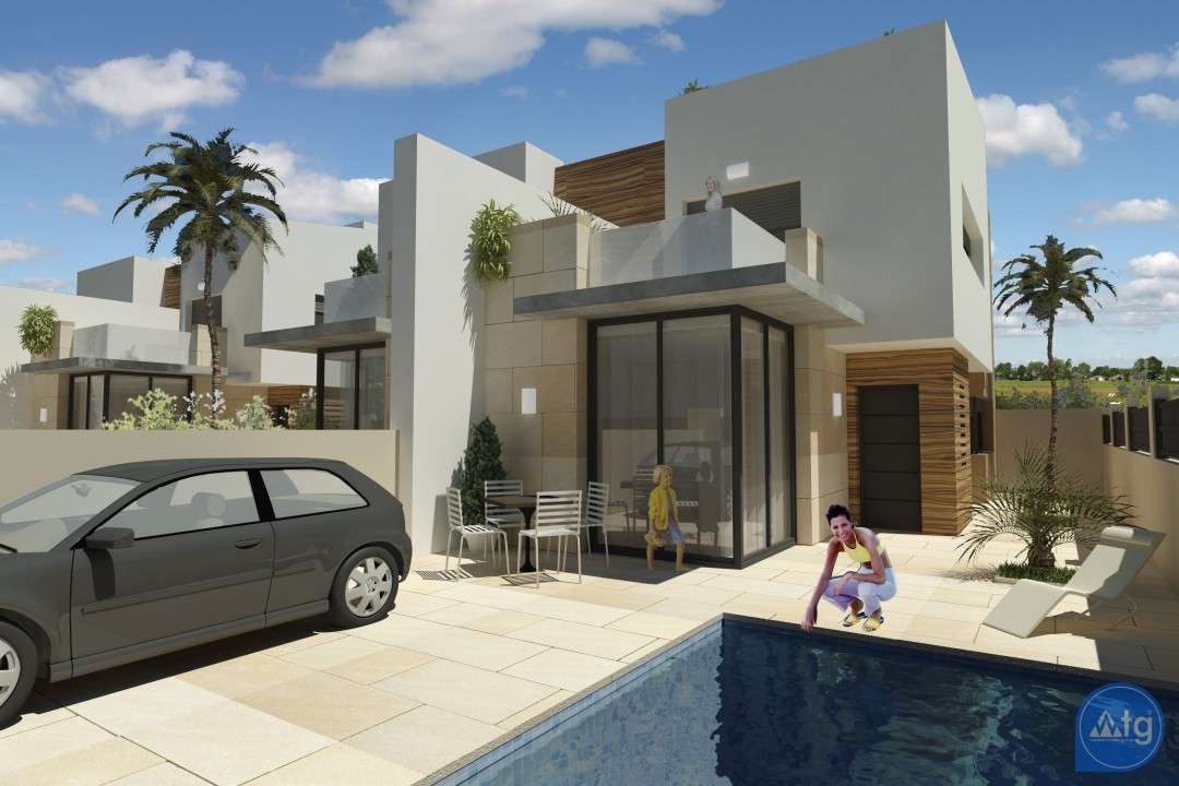 Appartement de 4 chambres à San Pedro del Pinatar - IMR114803 - 24