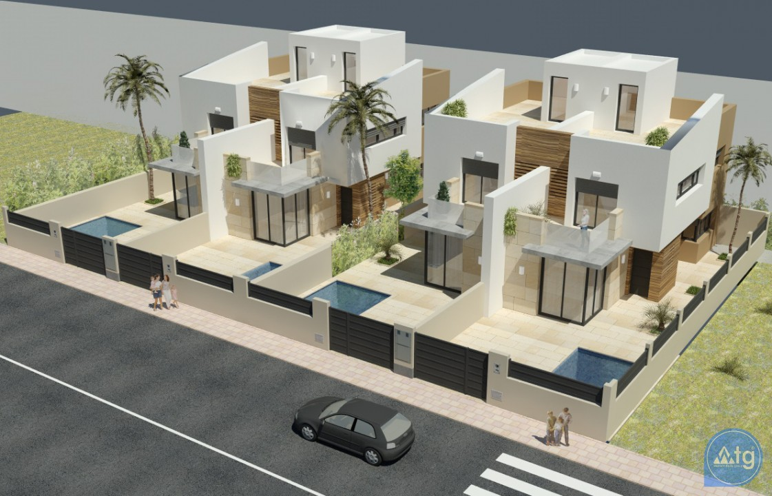 Appartement de 4 chambres à San Pedro del Pinatar - IMR114803 - 27