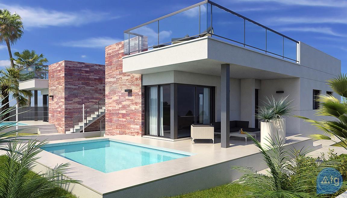 Appartement de 3 chambres à Torrevieja - AG5789 - 1