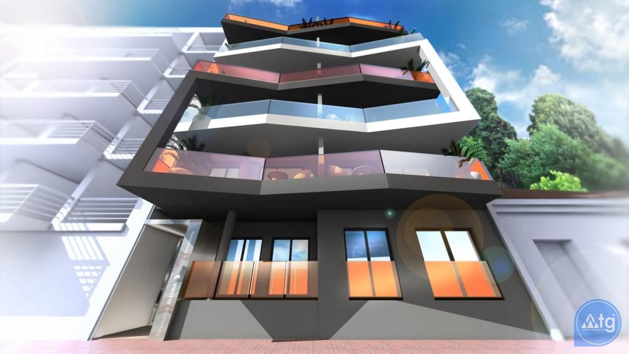 Appartement de 3 chambres à Torrevieja - AG5789 - 13