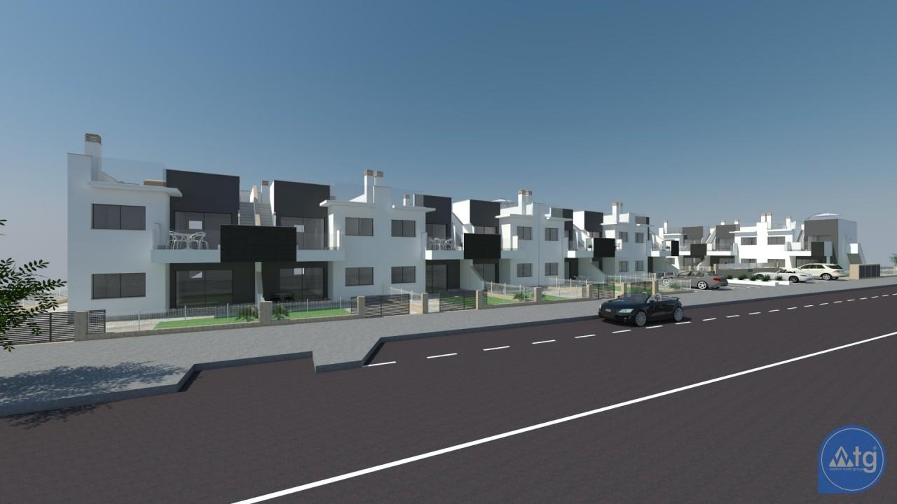 Appartement de 2 chambres à Torrevieja - AG5871 - 1