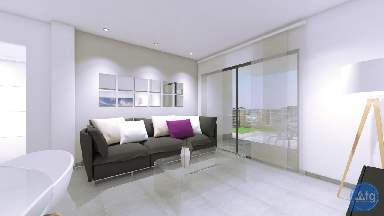 Appartement de 2 chambres à Torrevieja - AG5871 - 16
