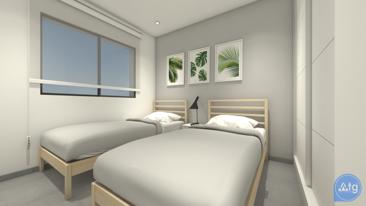 Appartement de 2 chambres à Torrevieja - AG5871 - 21